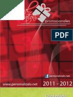 Catálogo Promocionales Personal Creations