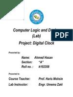 Computer Logic and Design