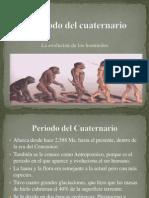 El_periodo_del_cuaternario[1]