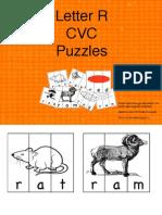 CVC Puzzles Rr