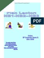 Plan Lector Educacion Basica
