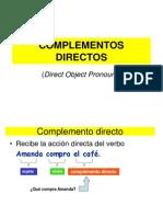 Complemento+Directo