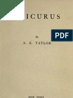 66237403 a E Taylor Epicurus