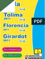 Directorio Girardot Neiva Ibague Florencia 2011 Convers