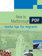 New to Marlborough? Useful tips for migrants