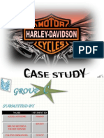 hurley davidson case study