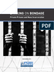 Private Prisons and Mass Incarceration