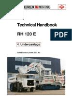 RH120E Undercarriage Technical Handbook