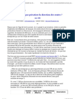 INF2004 transport routier & réduction du trafic _analyse de l'opportunité de la privatisation des routes _jancovici