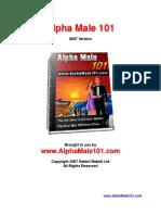 Alpha Male 101
