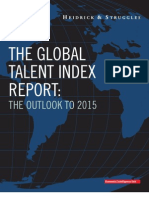 Global Talent Index Report: