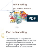 6.1- Plan de Marketing