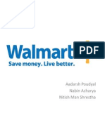 Wal Mart Supply Chain System