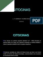 CITOCINAS-clase licenciatura