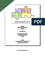 Kertas Kerja Kem Bahasa 2011