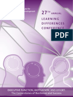 27th Annual Learning Differences Conference