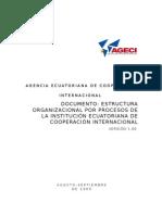EST-OrG-001 Estructura Organizacional Por Procesos - V1.00