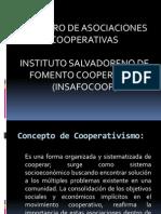 Instituto Salvadoreno de Fomento Cooperativo