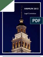Legal 2012