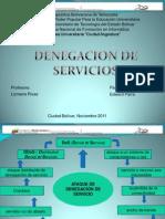 denegacion de servicios