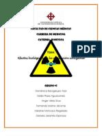 Reaccion Celular Ante La Radiacion