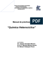 Manual Heterociclica