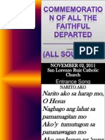 All Souls Day '11