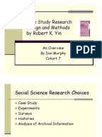 yin case study methodology