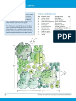 Oregon; Sample Rain Garden Layouts