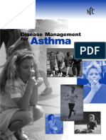 Disease Management for Asthma