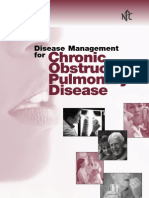 Disease Management for Chronic Obstructive Pulmonary Disease