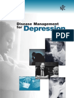 Disease Management for Depression