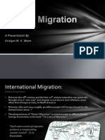 Return Migration