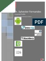 Corporate Trainer - Dr. Sylvester Fernandes