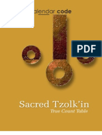 Sacred Tzolkin - True Count Table
