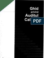 Ghid Privind Auditul Calitatii v2