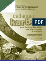 Cadangan Karbon Hutan Indonesia