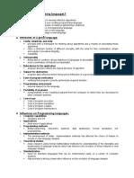 Programming Language Design and Implementation-Pratt