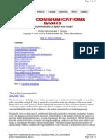 Data Communication Basic