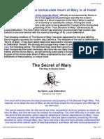 1Secret of True Devotion to Mary St. Louis DeMontfort