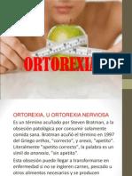 ortorexia vb
