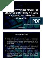 Adobe Confinado - Daniel Cruz