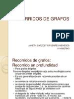 Expo Sic Ion Recorridos de Grafos
