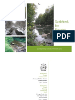 Pennsylvania; Guidebook for Riparian Corridor Conservation - Montgomery County