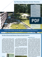 Michigan; The Role of Community Planning in Riparian Corridor Protection - Oakland County