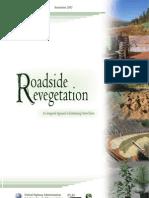 Roadside Revegetation