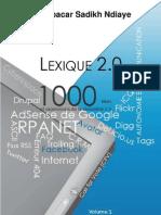 Lexique Volume 1 Final