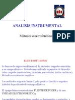 Métodos Electroforéticos