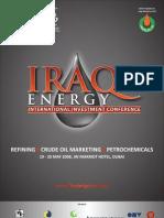 Iraq Energy