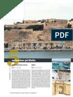 Oplevelser Pa Malta